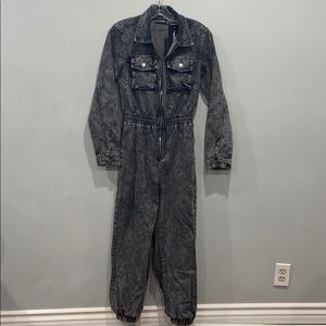 Prettylitterthing jumpsuit.  Brand new with tag.